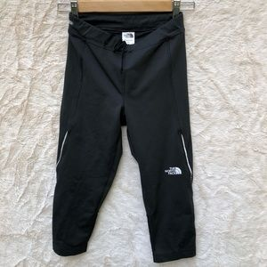 The North Face cropped running pants